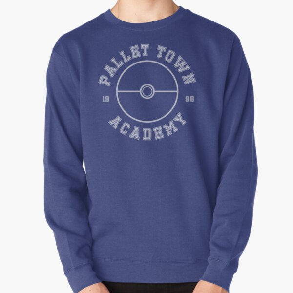 Pokemon - Pallet Town Academy Pullover Sweatshirt