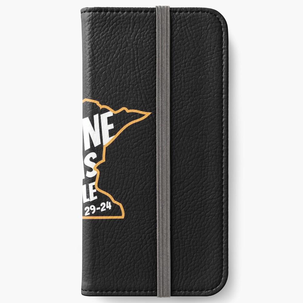 MINNEAPOLIS iPhone Wallet