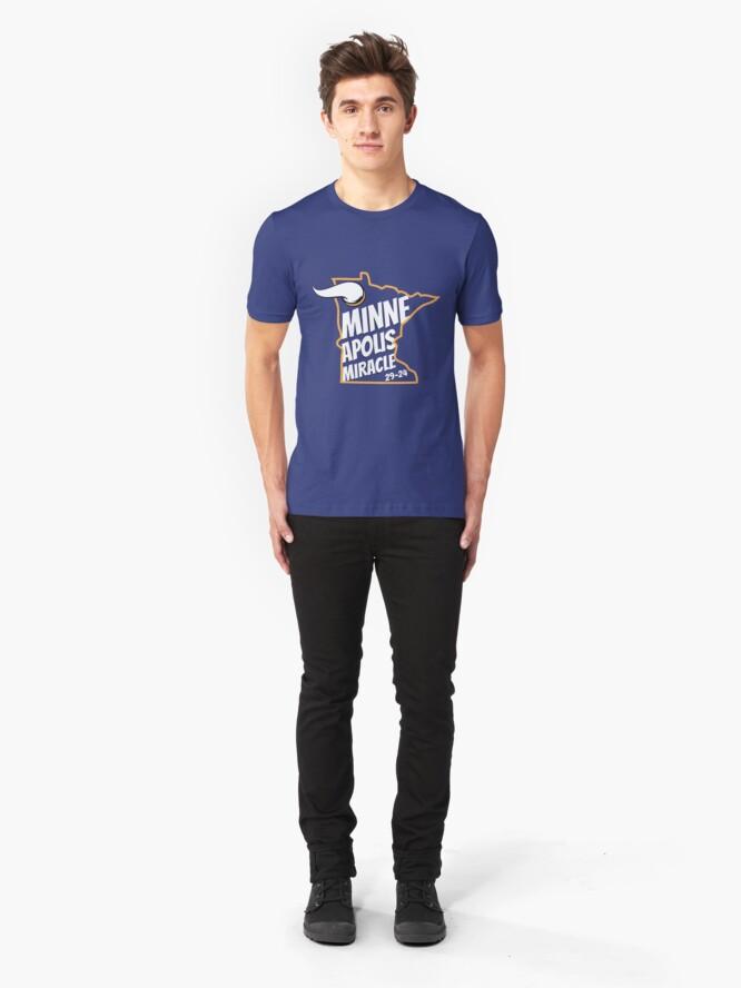 Alternate view of MINNEAPOLIS Slim Fit T-Shirt