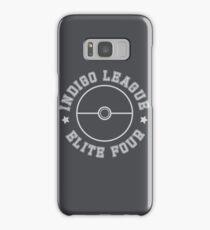 Pokemon - Indigo League Elite Four Samsung Galaxy Case/Skin