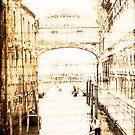 Bridge of sighs by Olav Lunde
