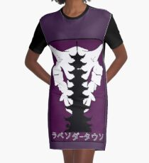 pokemon tower lavender town Graphic T-Shirt Dress