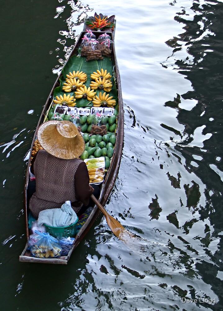 Floating Market by Dave Lloyd