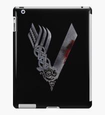 Vikings HD logo iPad Case/Skin