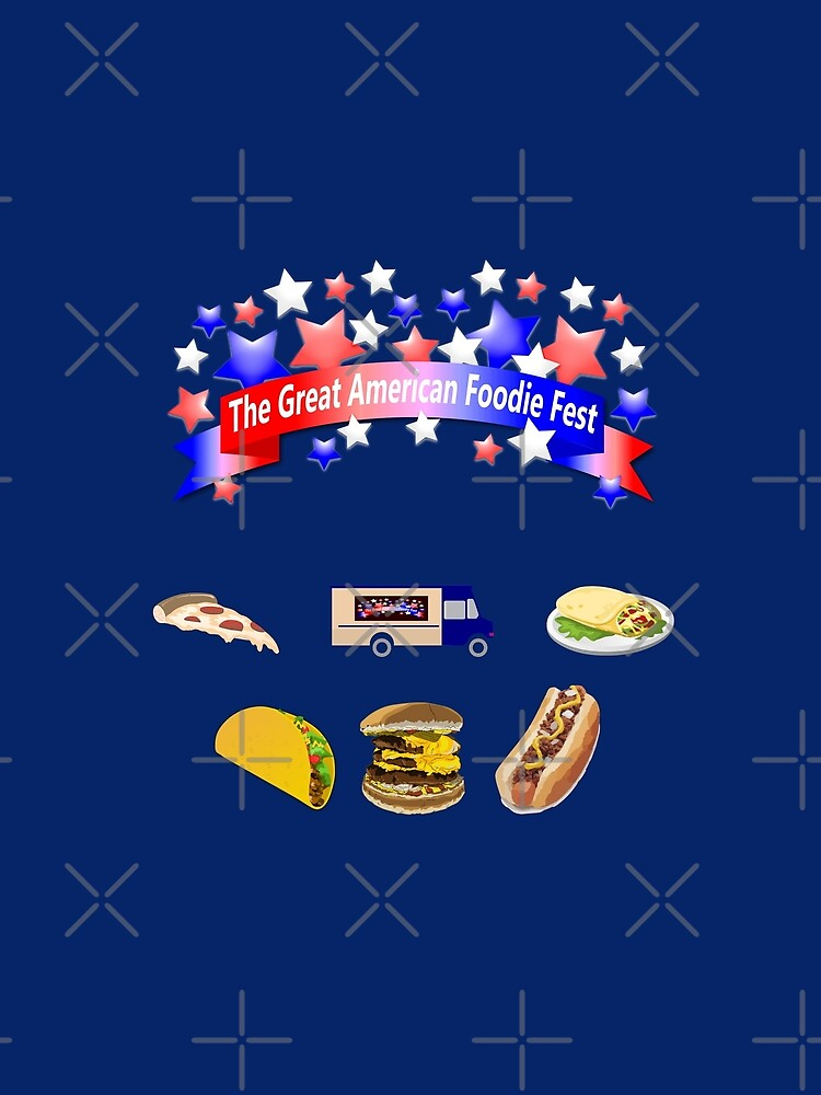 The Great American Foodie Fest by Limeva