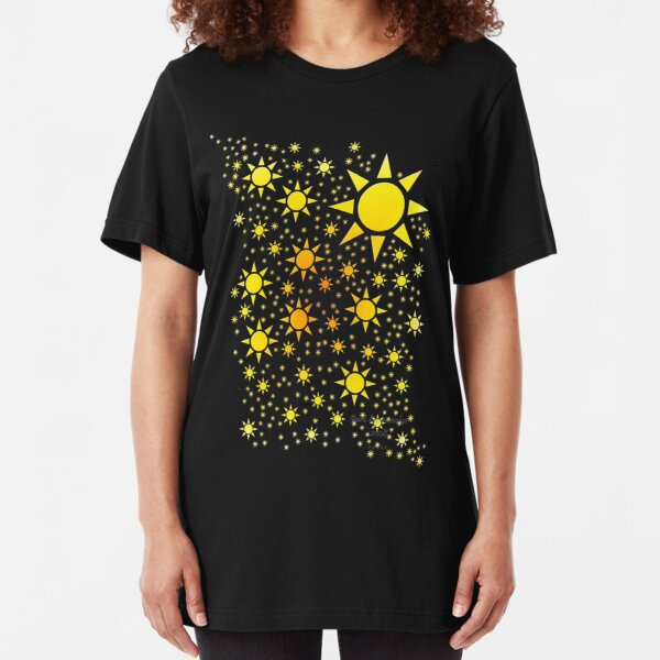 Good Day Sunshine Slim Fit T-Shirt