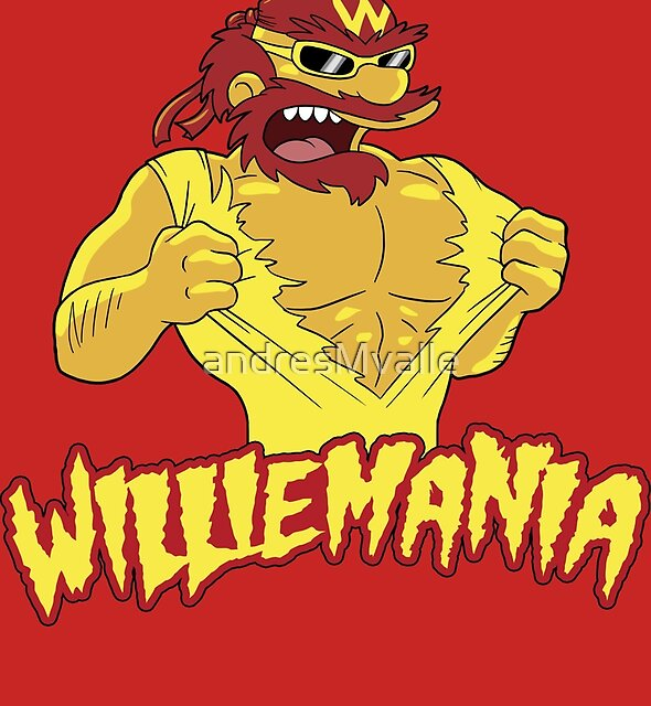 Williemania by andresMvalle