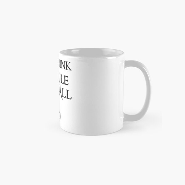 COFFEE - One drink to rule them all Classic Mug