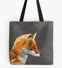 LP Fox Tote Bag