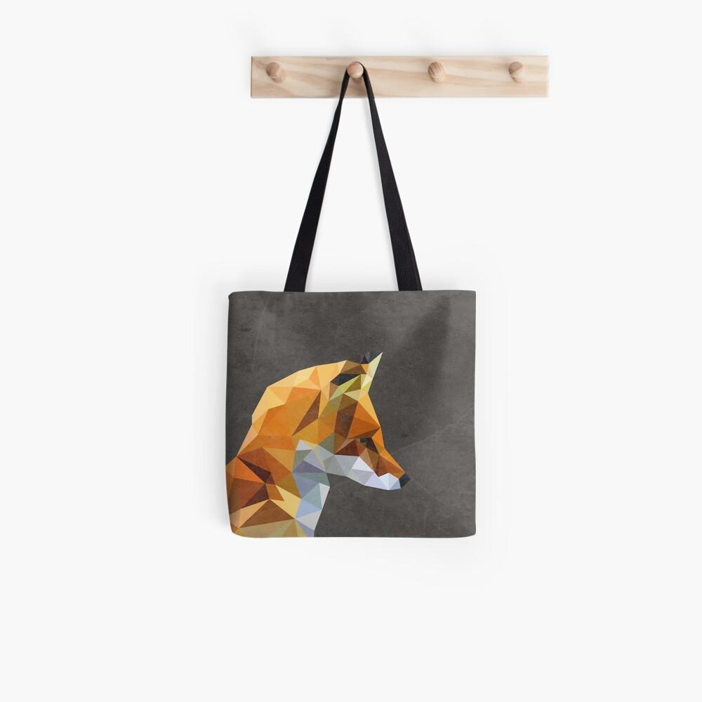 LP Fox Tote Bag