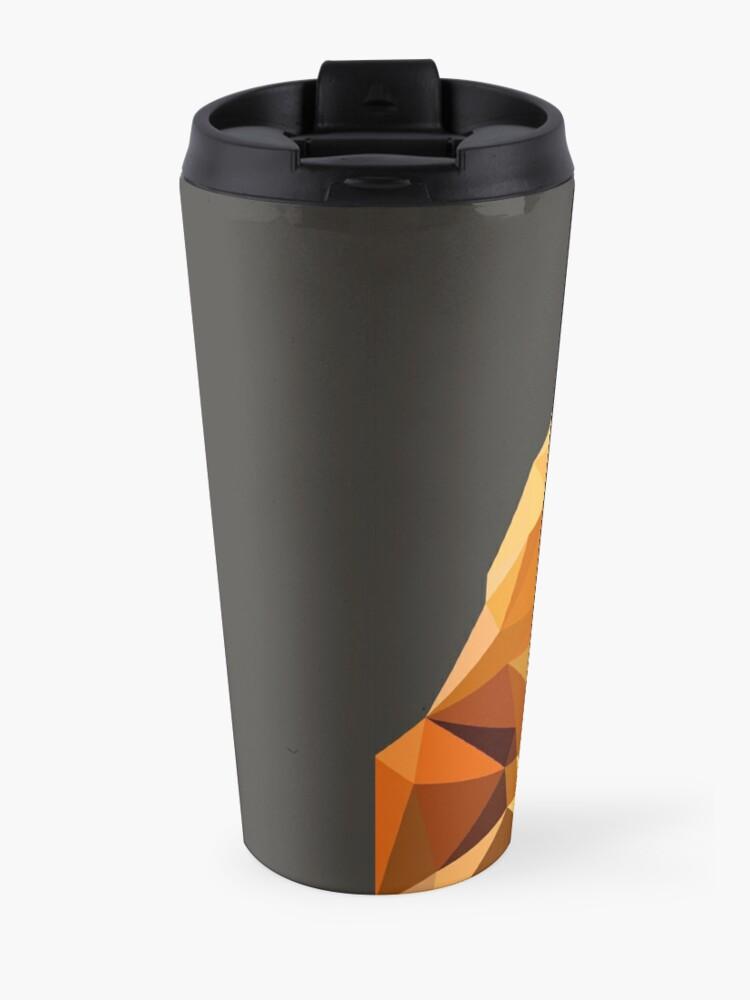 Alternate view of LP Fox Travel Mug