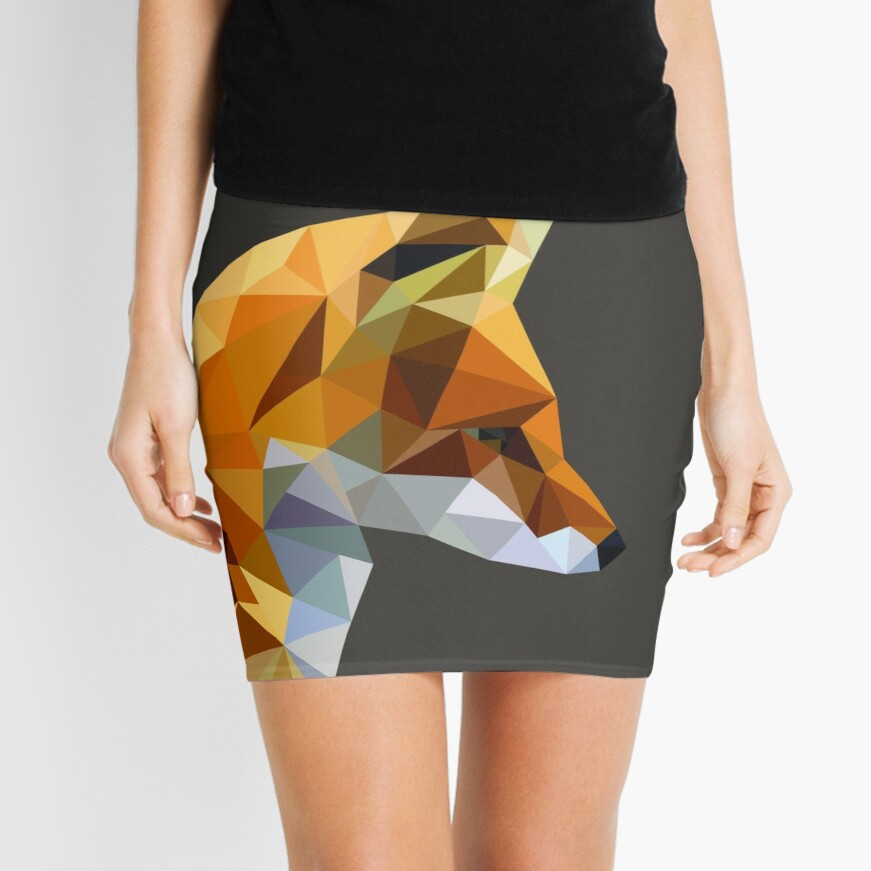 LP Fox Mini Skirt