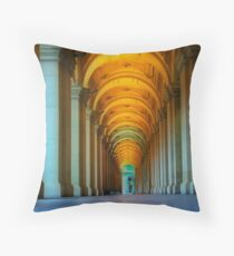 Old Melbourne Post Office Throw Pillow