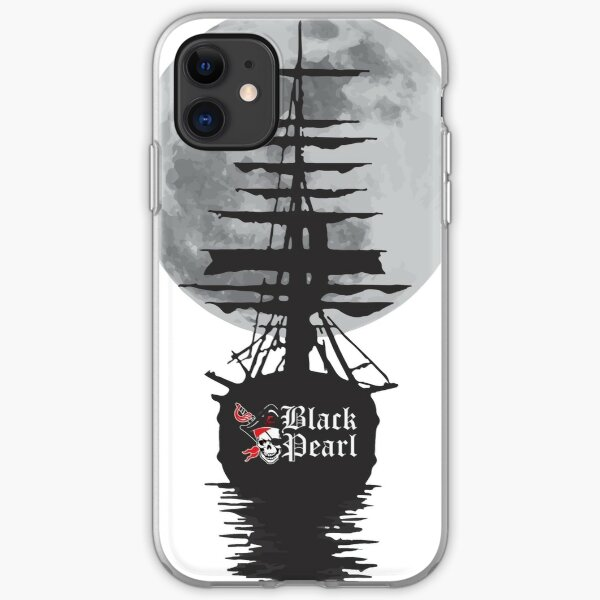 Pirates of the caribbean  iPhone Soft Case