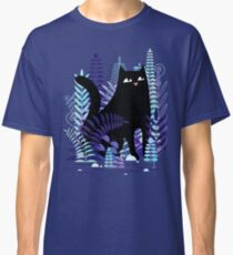 The Ferns (Black Cat Version) Classic T-Shirt