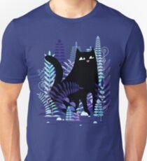 The Ferns (Black Cat Version) Unisex T-Shirt