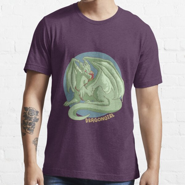 Dragon girl Essential T-Shirt