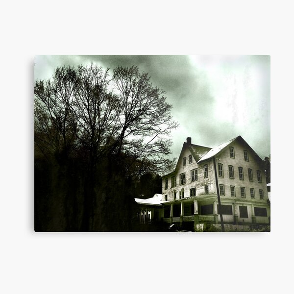 Henryville House Metal Print