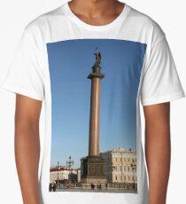 Giant stone Alexander Column Long T-Shirt