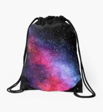 Vibrant  Nile Drawstring Bag
