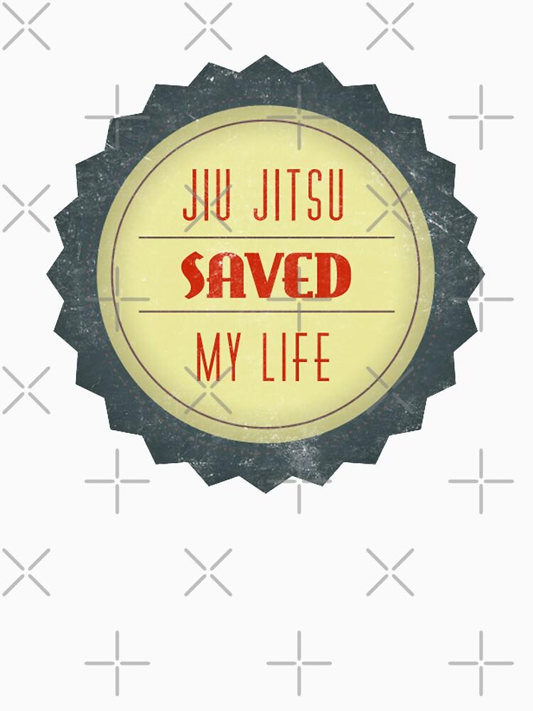 Jiu Jitsu Saved My Life BJJ  by Energetic-Mind