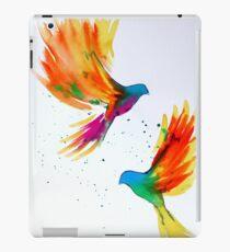 Watercolour prints iPad Case/Skin
