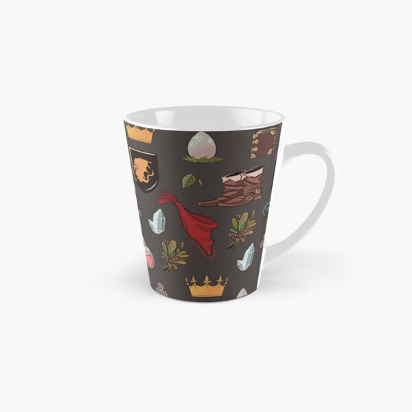 In a land of myth and a time of magic_Merlin Tall Mug