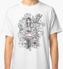 wonderland shattered Classic T-Shirt