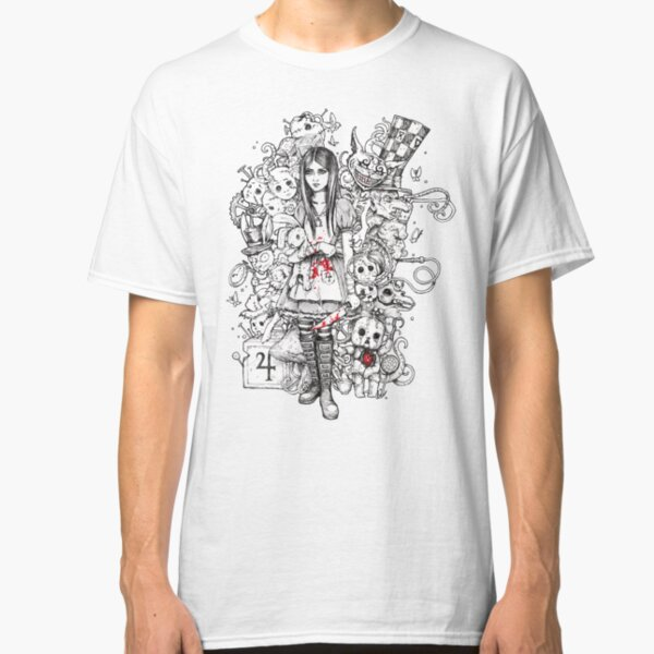 wonderland shattered Classic T-Shirt