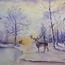 Dawn Forage by Sheila Fielder