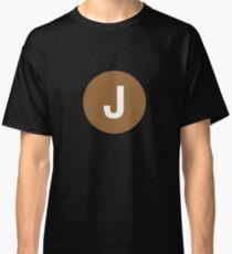 The J Line - NYC Subway Classic T-Shirt