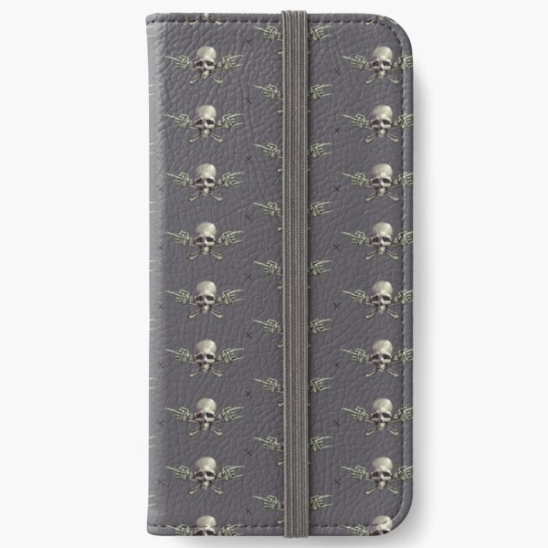 Fcuk Yeah Jolly Roger iPhone Wallet