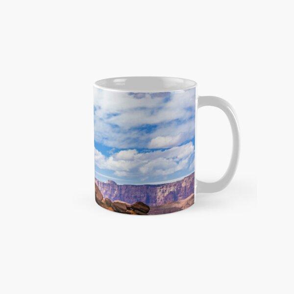 Above the Canyon Together Classic Mug