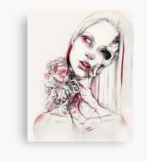 pollen Canvas Print