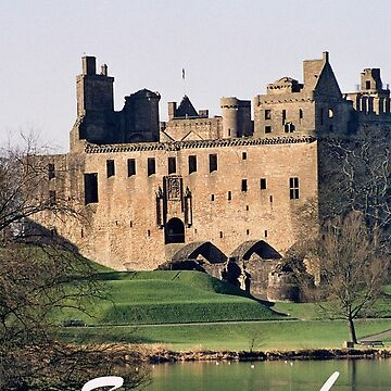 Linlithgow palace ( Wentworth Prison in Outlander ) by goldyart