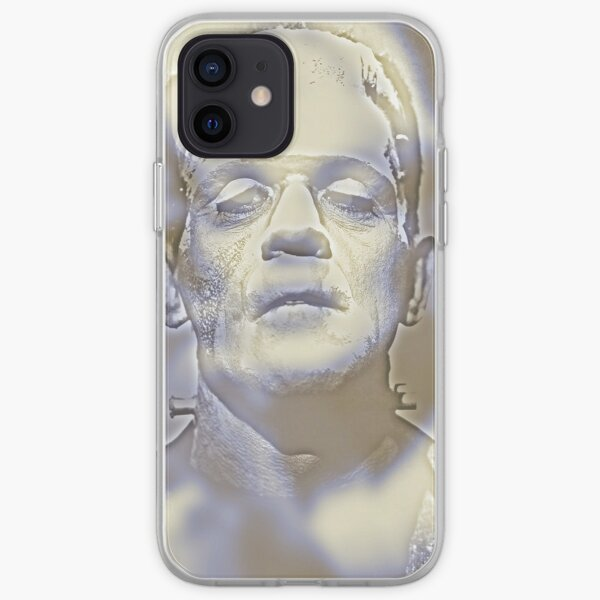 Frankenstein's Dream iPhone Soft Case