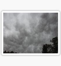 Storm Clouds Sticker