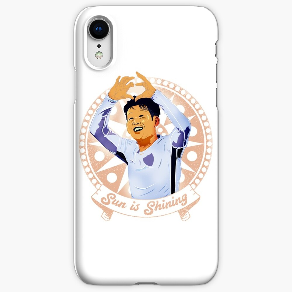 """""""Son Heung Min COYS"""" IPhone Case & Cover By Frajtgorski"""