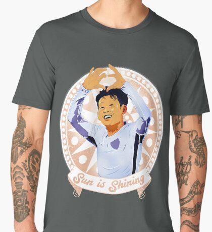 Son Heung Min Men's Premium T-Shirt