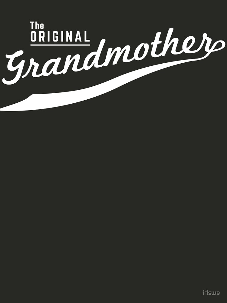 Grandmother by irlswe