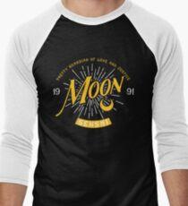 Vintage Moon Men's Baseball ¾ T-Shirt