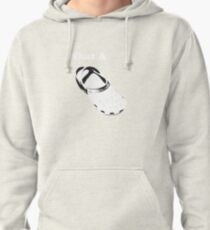 What A Croc Pullover Hoodie