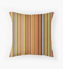 Old Skool Bold Throw Pillow
