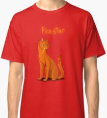 Krieger Katzen - Firestar Classic T-Shirt