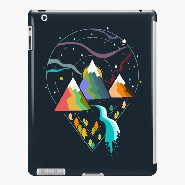 Hit the Road II iPad Snap Case