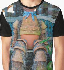 POT MAN Graphic T-Shirt