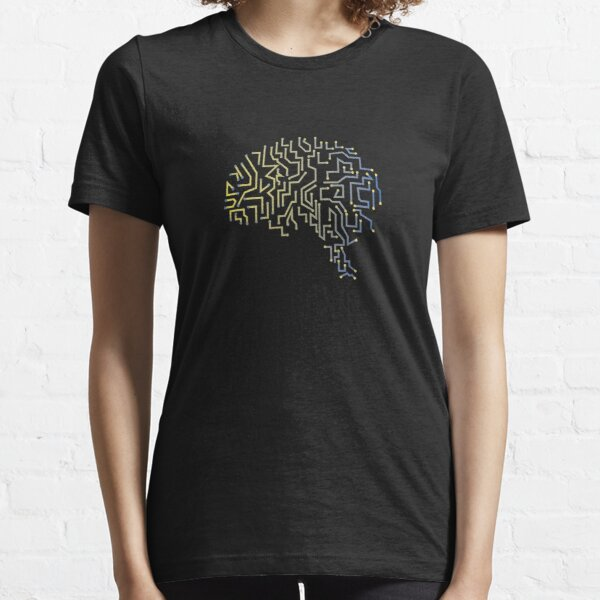 Digital Brain Gift for Nerds and Programmers T-Shirt Essential T-Shirt