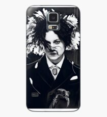 Feathered Head Jack Case/Skin for Samsung Galaxy