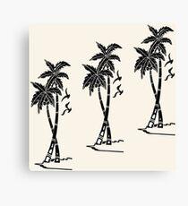 coco-nut! 0.3 Canvas Print