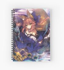 Tamamo no mae Spiral Notebook
